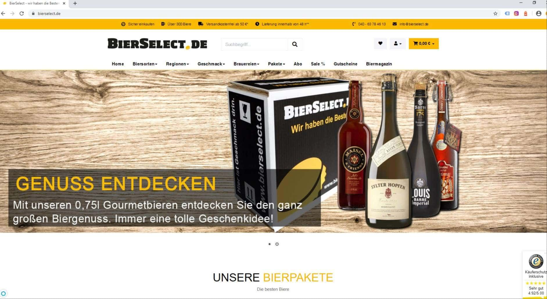 Bierselect